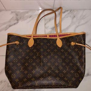 Louis Vuitton Monogram Handbag